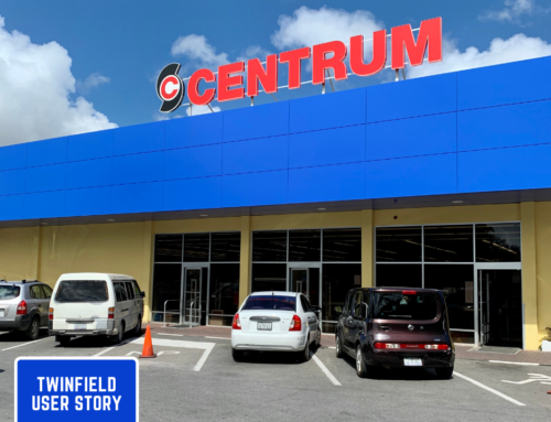 Twinfield user story: Centrum Supermarket